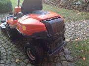 Husqvarna Rider AWD Allrad 216t