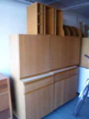Küchenmöbel ohne Elektro-Geräte zu verschenken