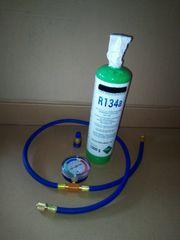 Kaltemittel R134a Klimaservice klimawartung auto