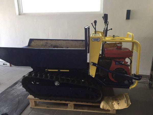 Maveco 703 Minidumper Dumper Hinowa