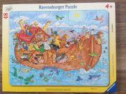 Rahmenpuzzle Ravensburger 8 Motive zur