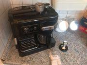 De Longhi siebträger Espresso Kaffeemaschine