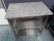 Arbeitstisch Johnas mit Granitplatte 800