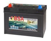 BSA Boot Batterie 100Ah