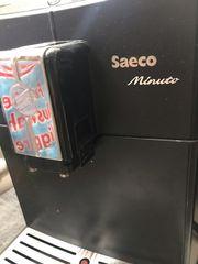 TAUSCHEN Saeco Kaffeevollautomat Minuto