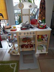 Kinderküche howa aus Holz inkl