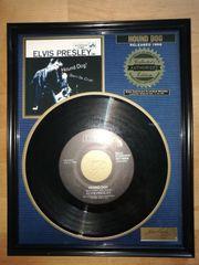 Schallplatten sammlung Von Elvis Presley