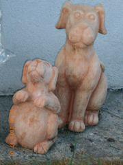 Terracotta Hunde