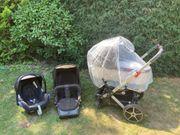 Kombi-Kinderwagen Hartan Lite 3in1