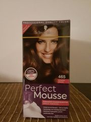 Perfect Mousse 465 Haartönung 3