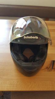 Motorradhelm Schuberth