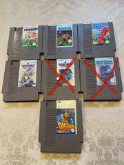 Nintendo Nes Spiele Stück für