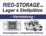 Stellplätze für Wohnwagen Wohnmobile