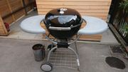 Weber Holzkohlegrill One Touch Premium