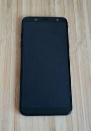 Samsung A6 schwarz