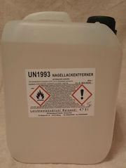 5 Liter Nagellackentferner acetonfrei mit