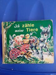 Kinderbuch Ich zähle meine Tiere