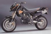 KTM Duke 620 zerlegt