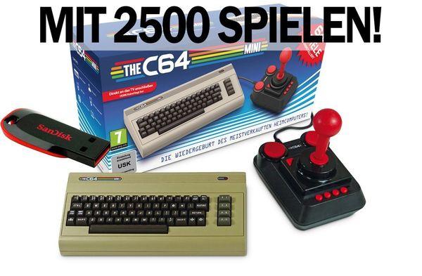 The C64 Mini Commodore C