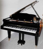 Klavier Flügel Kreuzbach 153cm schwarz