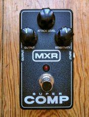 MXR Super Comb Kompressor für