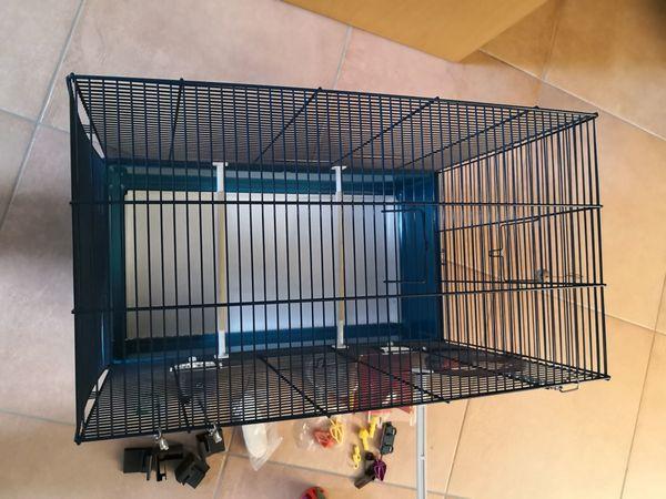 Vogelkäfig gebraucht zu verkaufen