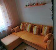 Ecksofa Sofa Couch Mit Schlaffunktion