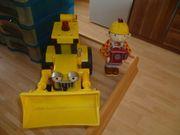 Bob der Baumeister Traktor Bagger