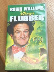 VHS Flubber Disney