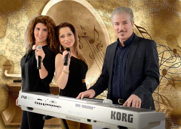 italienische pop party band duo