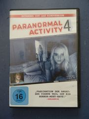 inkl Versand Paranormal Activity 4