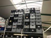Stapelboxen Industrie Kunststoffboxen Curverboxen sehr