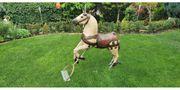 karussellpferd - sehr alt - Kapitalanlage - Sammlerstück -