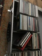 CD Sammlung 80 er Jahre