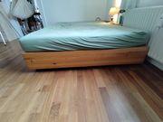 140x200 Bett mit Stauraum 4