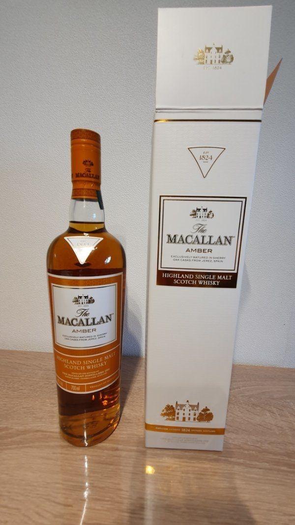 Macallen Amber 0 7l Single