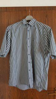 Kurzarm-Herrenhemd der Marke CASA MODA