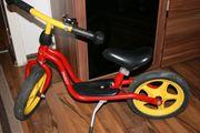 PUKY Laufrad LR 1 Rot