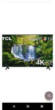 TCL LED Fernseher 55 Zoll