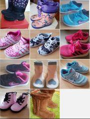 11 Paar Schuhe Stiefel Gr
