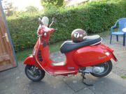 motorroller 250 ccm Piaggio Vespa
