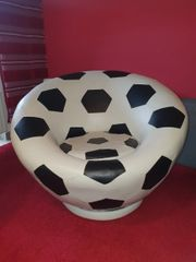 Designer Fußballsessel