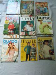 Burda Zeitschriften ab 1967 Elsa