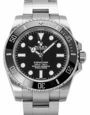Rolex Submariner 114060 Stahl Uhr