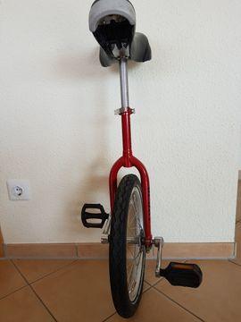 Einrad 16 Zoll in Rot: Kleinanzeigen aus Vaihingen - Rubrik Sonstige Fahrräder