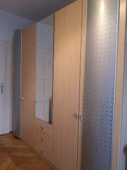 Schrank Kleiderschrank Holzschrank Schlafzimmer