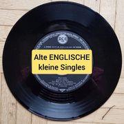 ENGLISCHE Vinyl Singles Schallplatten ab