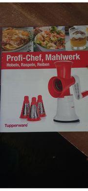 Tupperware original Profi Chef Mahlwerk