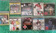 Diverse Playstation 3 Spiele