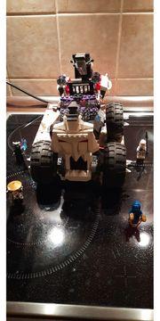Lego Ninjago Monstertruck